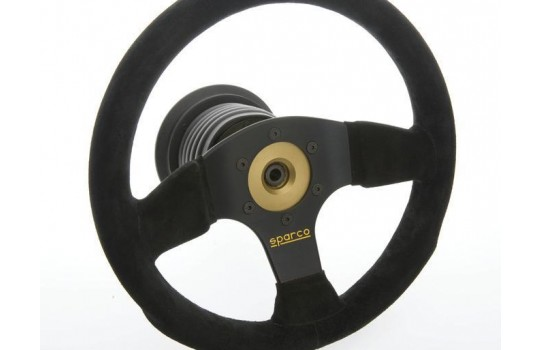 Sparco Quick Release Steering Wheel