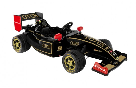 Lotus Formula 1 Race Car Electric Ride On --- SOLD OUT