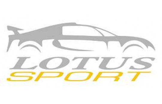 "Decal ""Lotus Sport"" LH Door"