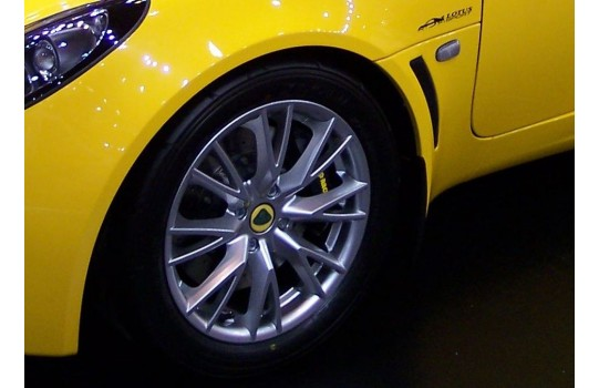 Lotus Sport Wheels Set